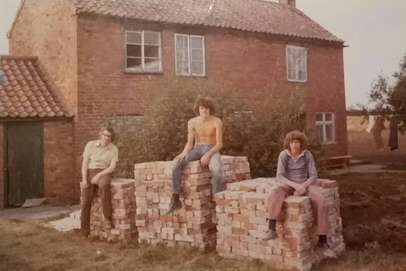 Brick pile 3