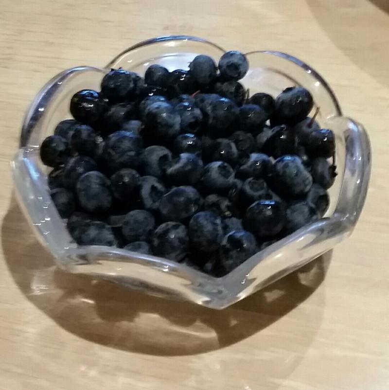 Blueberries 20171001